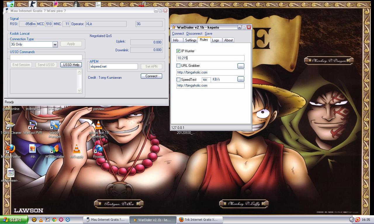 Internet Gratis Telkomsel Di Pc Juli 2012