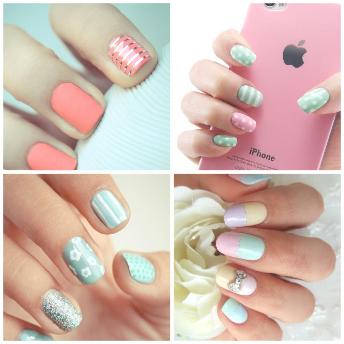 Tendencias Style Fashion: Nail Art: Style 2013