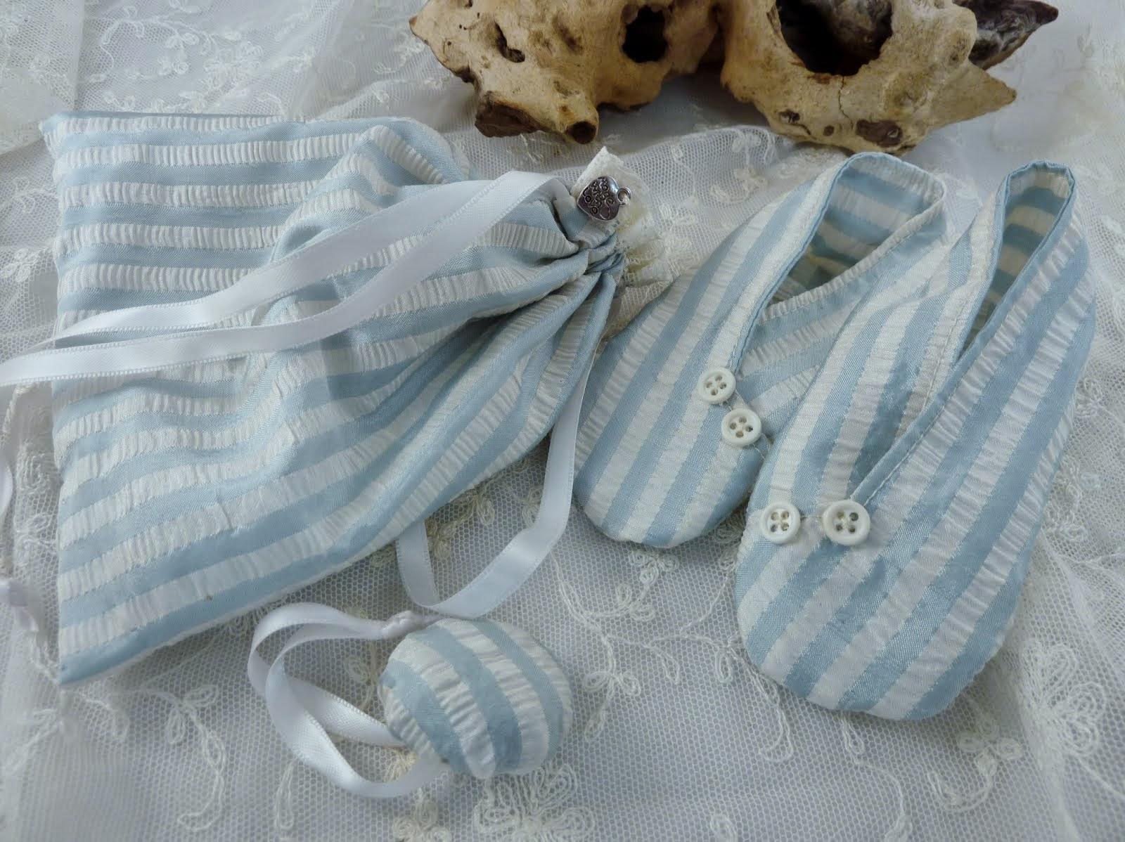 Kimono Slippers Gift set