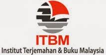 Jawatan Kosong Institut Terjemahan & Buku Malaysia (ITBM)