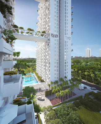 Condominium at Bishan Central, Singapore