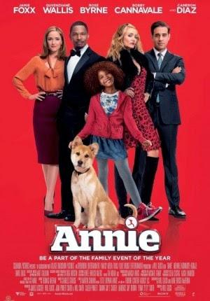 Film ANNIE 2015 Bioskop