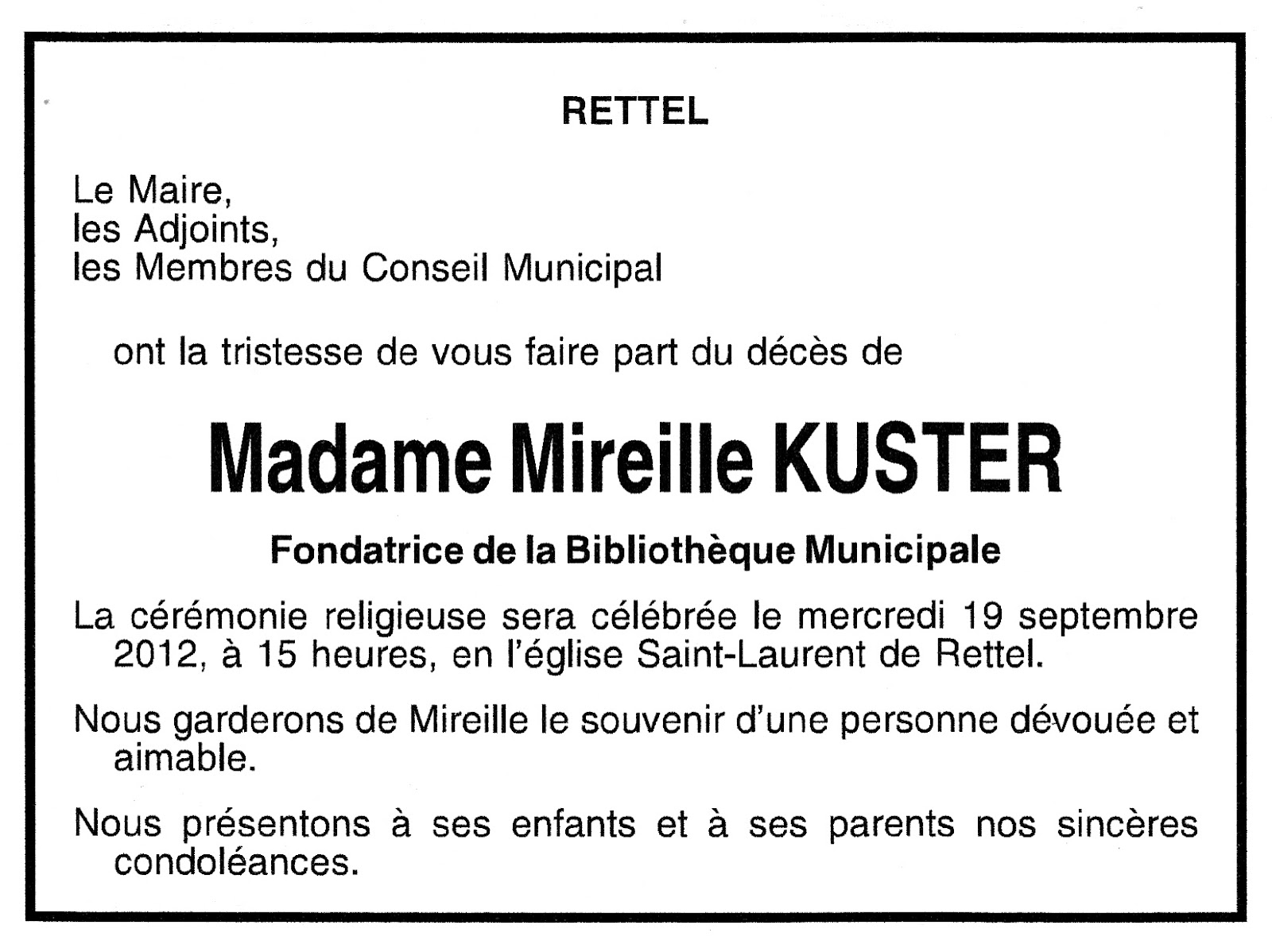 chanel toujours anciens l ves de spc avis de d c s de mireille kuster. Black Bedroom Furniture Sets. Home Design Ideas