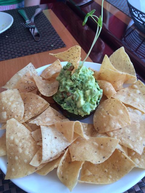 reina restaurant frederick maryland review guacamole