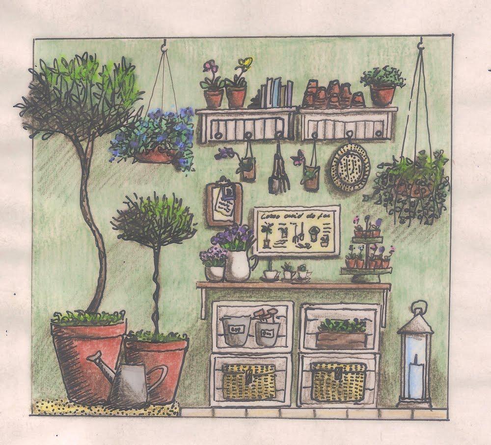 .Projeto para a capa da Revista Minha Casa...