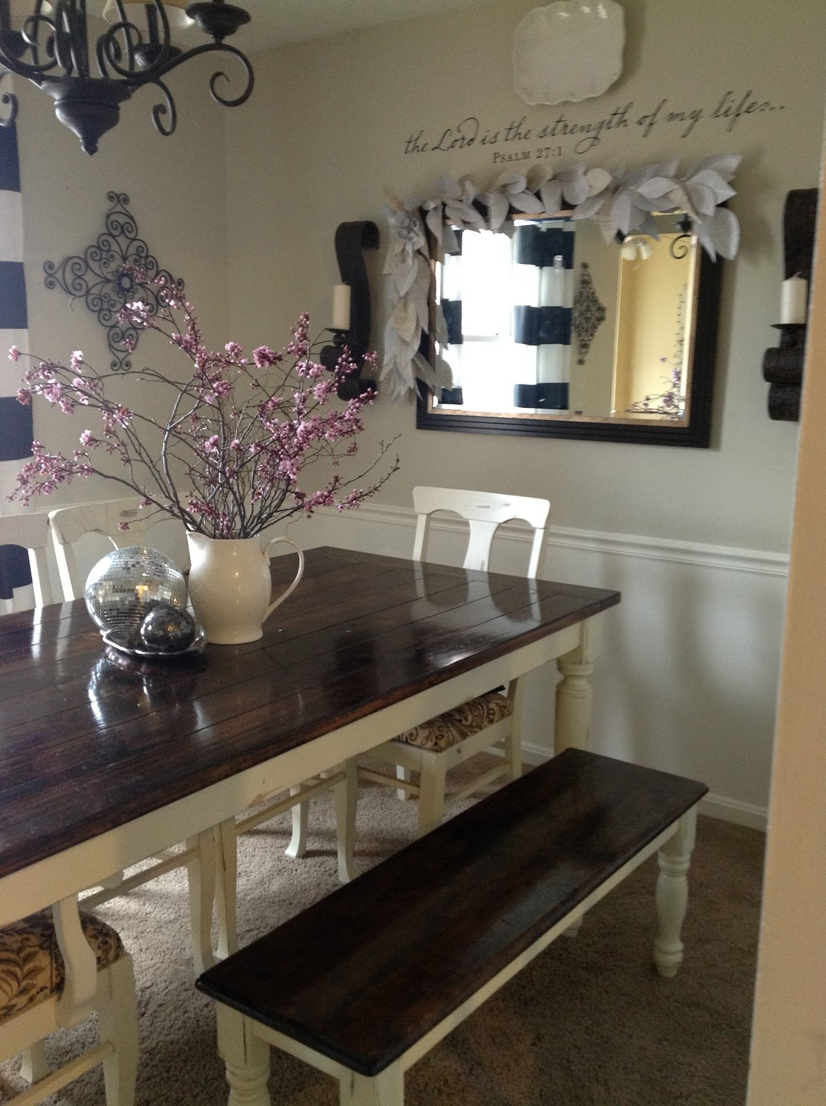 Refinished Farmhouse Dining Room Set: The Official Before-and ...