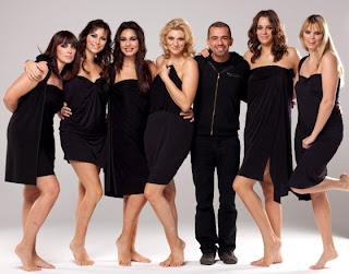 Italian Female Fashion Models