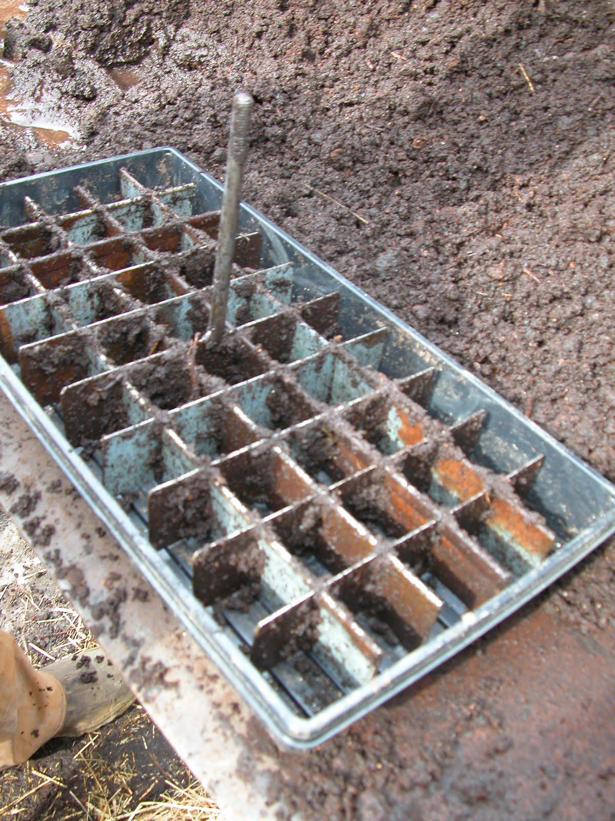 Little flower farm 50 soil block maker for Soil block maker
