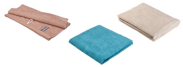 Tidy Mom: Norwex Body Bath Towel Review