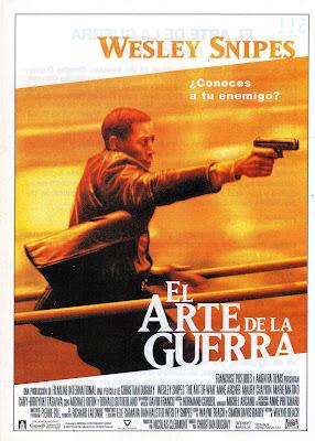 El Arte de la Guerra (2000) DVDRip Latino
