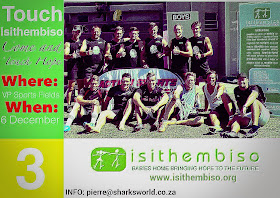 Touch Isithembiso Fundraiser