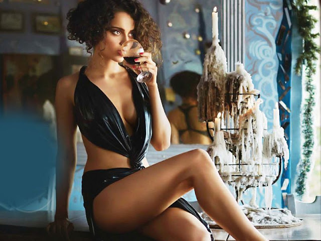Kangana Ranaut - Hottest Bollywood Women