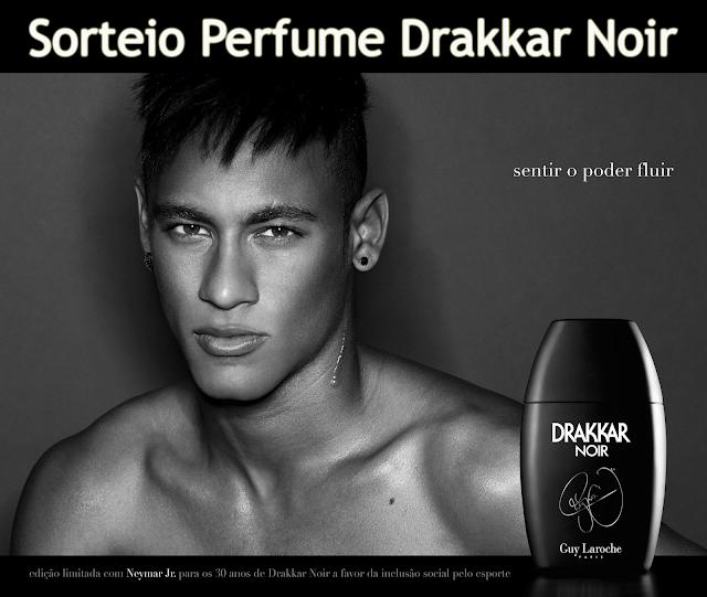 Sorteio Drakkar Noir Edição Limitada | Comemoração de Dois Anos do Blog