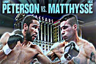 Lamont Peterson vs. Lucas Matthysse