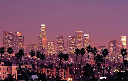 Los Angeles final de tarde