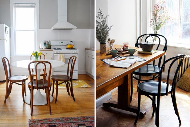 Marzua la silla thonet el primer mueble de dise o industrial for Muebles de diseno industrial