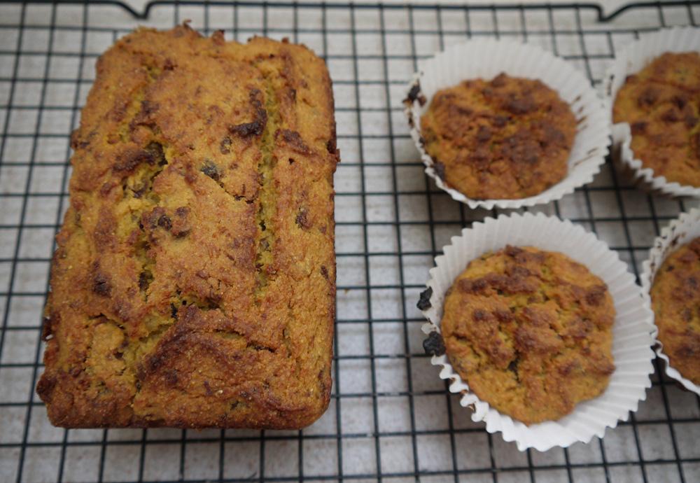 Orange Polenta Cake Gluten Free No Nuts
