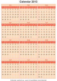 Calendar 2013 - 5