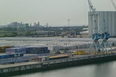 Comodalidad del transporte puertos