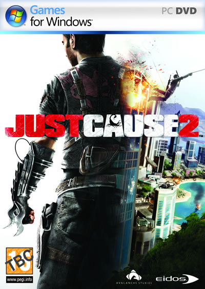 Free Download Just Cause 2 PC Game - Full Version
