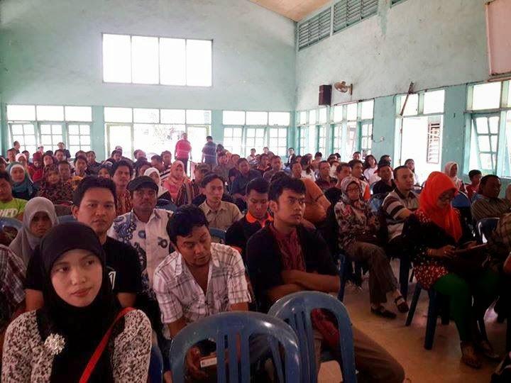 Konferensi MMM Mavrodi Indonesia Pada Hari Minggu Tanggal 28 September 2014 Di Pasuruan