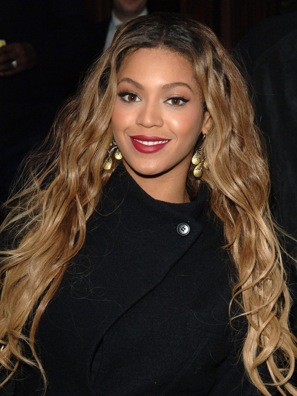 beyonce knowles berry lips Beyonce