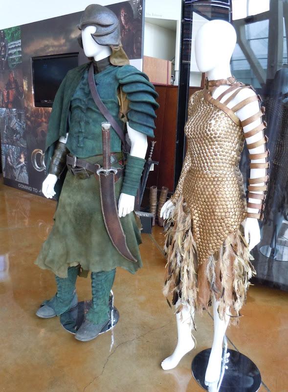 Conan the Barbarian villain costumes