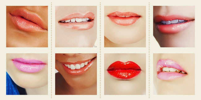 Cara Memilih Warna Lipstik Yang Sesuai Untuk Wajah