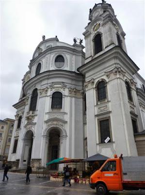 Kollegienkirche de Salzburgo