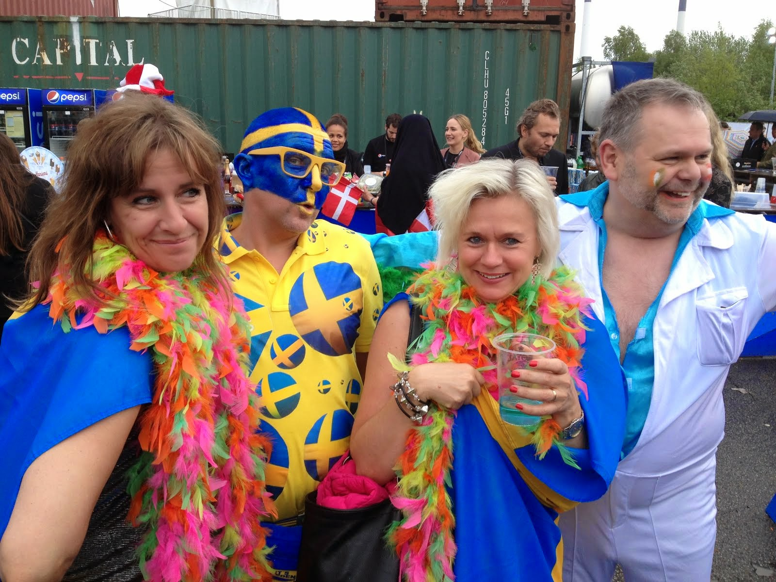 ESC Copenhagen 2014