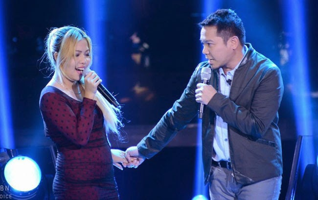 Watch Christelle Tiquis vs. Miro Valera of Team Lea's The Voice Final Battle Rounds December 20