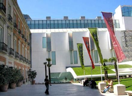 virtual museo reina sofia: