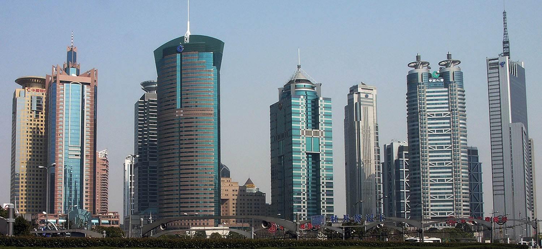 Meanderings: FUN WITH BUILDINGS - ASIAN SKYLINES