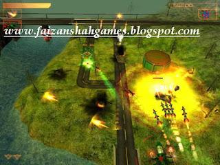 Air strike 3d games