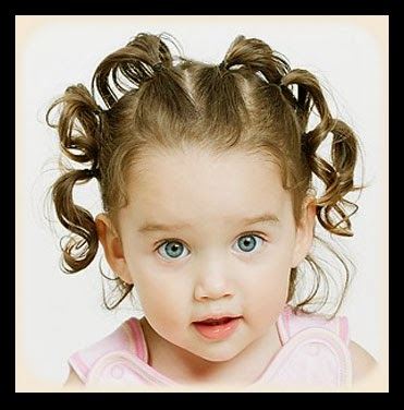 hairstyles for baby girls Latest Fashion