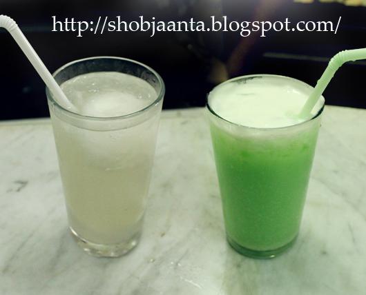 Paramount, Sharbat, paradise, Dub, daaber sarbat, daab, green mango, College Street, College square, Kolkata,