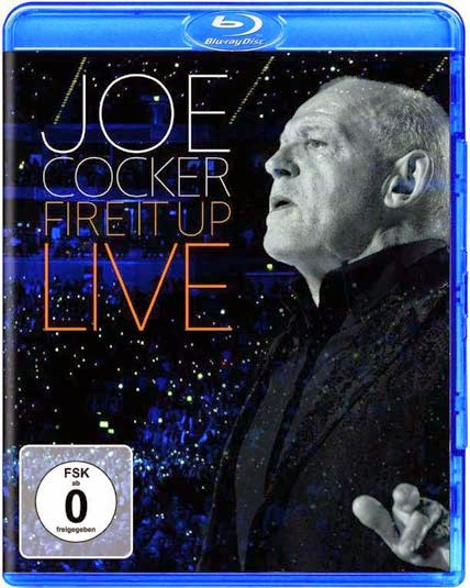 Joe Cocker Fire it Up Live (2013) m720p BRRip 2.3GB mkv 5.1 ch
