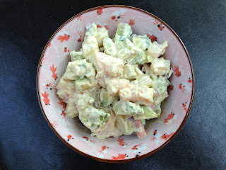 Ingredient Spotlight: Kewpie  (Creamy Shrimp and Avocado Salad)