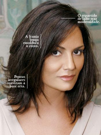 Cantinho da Moda: Novo Corte de cabelo Chanel Médio e outros