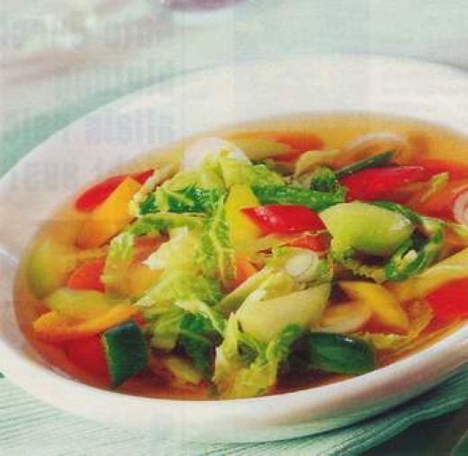 cabbage soup diet recipe: