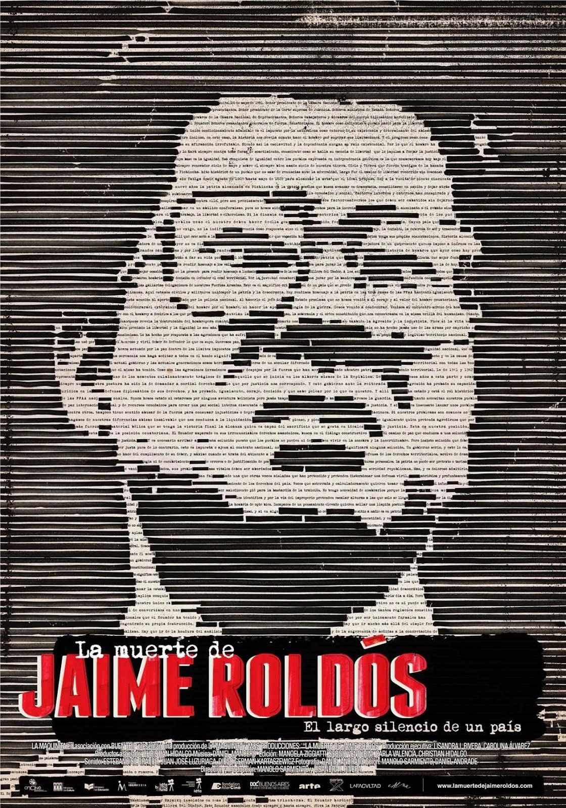 Ver La Muerte De Jaime Roldos (2013) Online