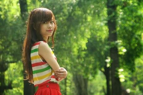 Hot girl Việt Nam kute