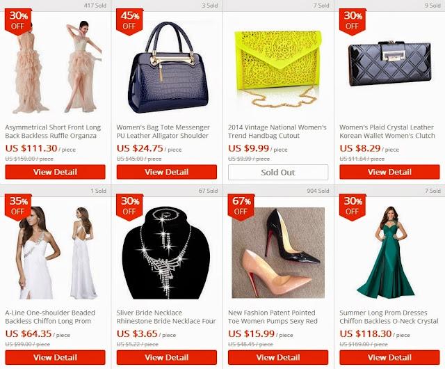 Летние платья, туфли и аксессуары для милых дам от известного бренда по специальной скидке от 30%