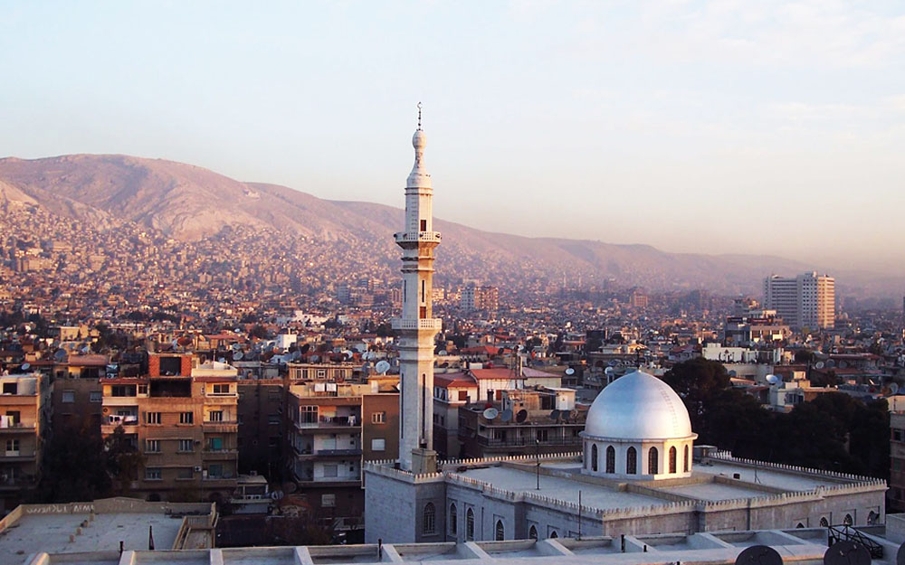 Fotos de damasco s ria cidades em fotos - Fotos de damasco ...
