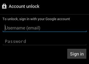 Mengatasi HP Android yang Lupa Pola Kunci