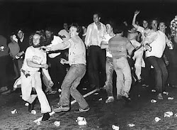 "Stonewall at 40:  ""The Hairpin Drop Heard Round the World,""  The Stonewall Riots"