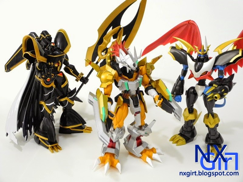 NXGirT's Blog: S.H.Figuarts-X-Evoltuion Royal Knight ...