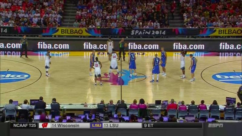 Download FIBA World Cup 2014 Group A - Finland vs USA - August 30, 2014