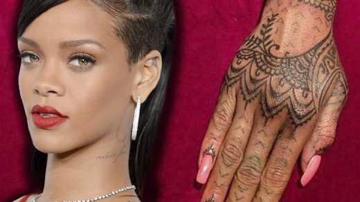 Los tattoos de Riahann... Lily Allen Tattoos