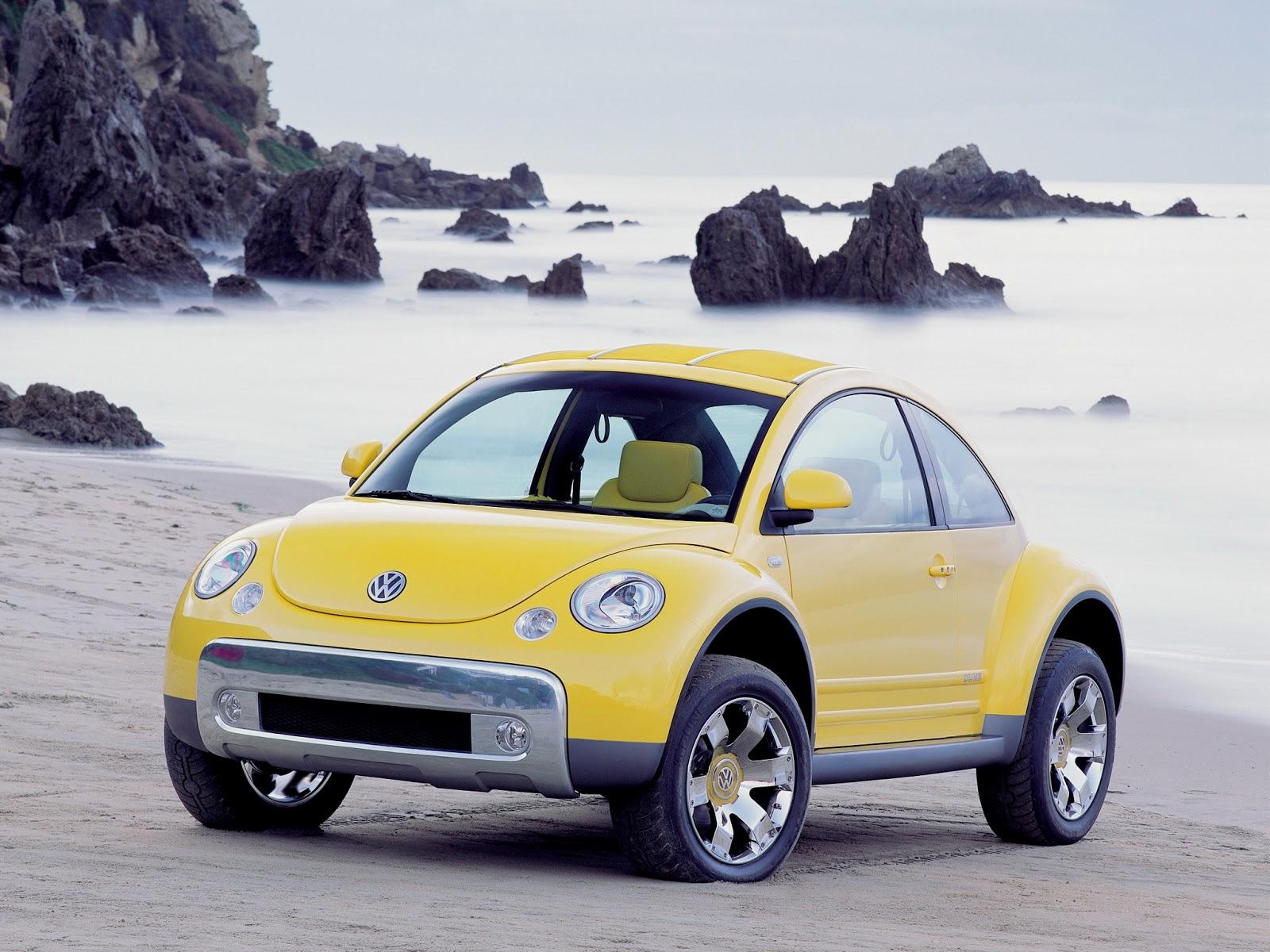 fab wheels digest fwd  volkswagen  beetle dune concept